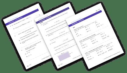 substitution worksheet